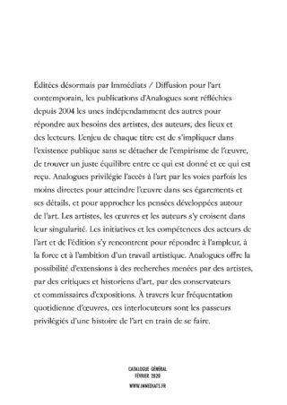 2020-02 Immediats-Analogues-catalogue des titres